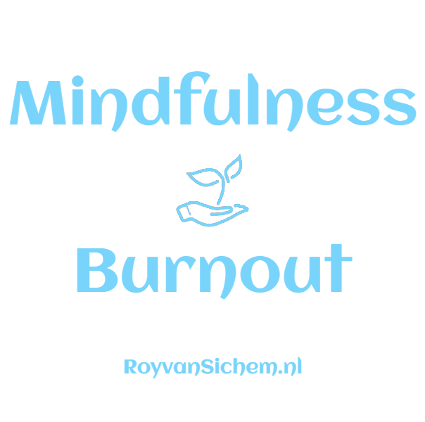 Roy van Sichem Mindfulness and Burn-out coaching